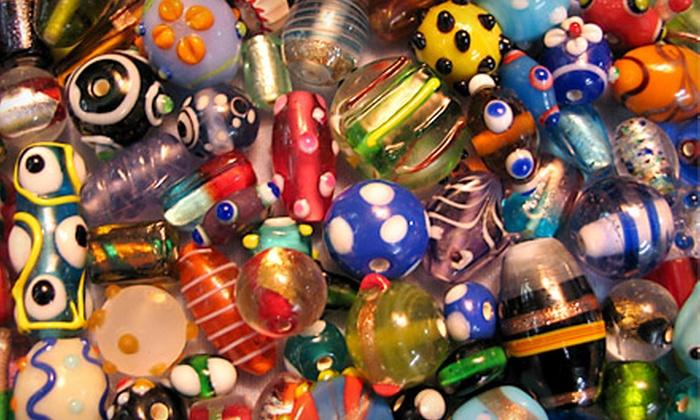 Chevron Trading Post & Bead Co. - Downtown Ashville: $15 for $30 Worth of Beads at Chevron Trading Post & Bead Co.