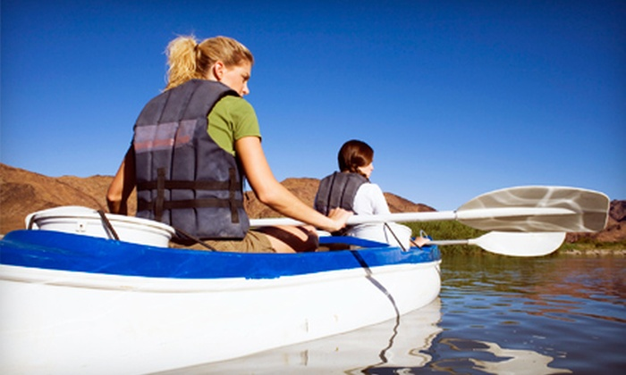 Drifters Outdoors - Kemptville: $15 for a Two-Hour Kayak or Canoe Rental from Drifters Outdoors in Kemptville ($30 Value)