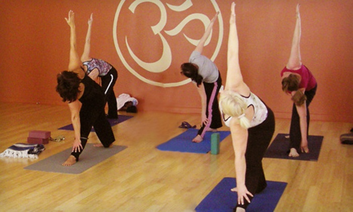 Ananta Yoga Studio - Wayne: 5 or 10 Yoga Classes at Ananta Yoga Studio in Wayne (Up to 55% Off)