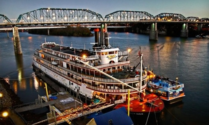 Delta Queen Hotel - Chattanooga: $89 for a One-Night Stay at the Delta Queen Hotel (Up to $169 Value)