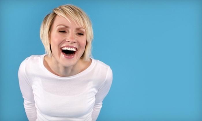 Morgan Hill Dental Care - Morgan Hill: $179 for a Zoom! Teeth-Whitening Treatment at Morgan Hill Dental Care ($552 Value)