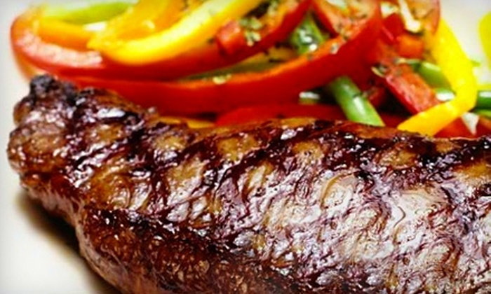 The Roadhouse Steak Joint - Lewes: $20 for $40 Worth of American Fare and Drinks at The Roadhouse Steak Joint in Rehoboth Beach