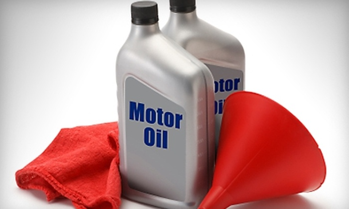 Classic Car Wash and Mobil 1 Oil Change - West Roxbury: $15 for a Full-Service Oil Change at Classic Car Wash and Mobile 1 Oil Change in West Roxbury ($34.95 Value)