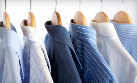 $25 Worth of Laundry or Dry-Cleaning Services - A-1 Dry Cleaners in Bellaire
