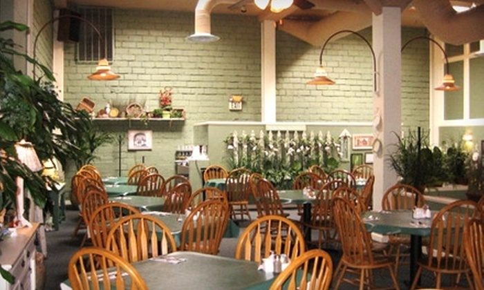 Rusty Pelican Cafe - Wallingford: $10 for $20 Worth of American Fare and Drinks at The Rusty Pelican Cafe