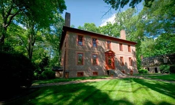 Wilton House Museum - Wilton: $5 for Admission to Wilton House Museum ($10 Value)