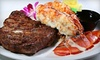 Benny's Steak & Seafood - Downtown Jacksonville: $10 for $25 Worth of Fine Surf-and-Turf Fare and Drinks at Benny's Steak & Seafood