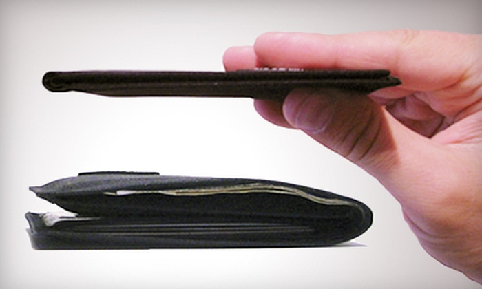 BigSkinny: $10 for $20 Worth of Ultra-Thin Wallets from BigSkinny