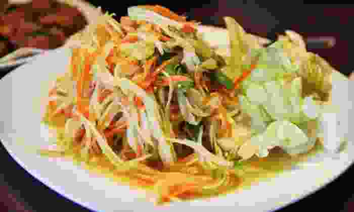 Siam Kitchen - Los Ranchitos: $10 for $20 Worth of Authentic Thai Cuisine at Siam Kitchen in Temecula