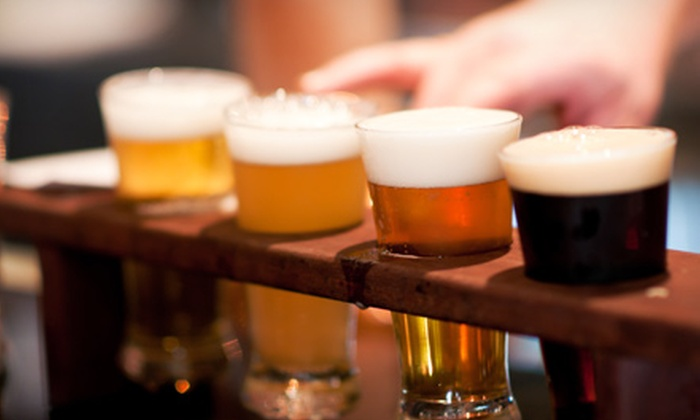 Packinghouse Brewery - Riverside: $18 for Admission with Unlimited Samples at the Packinghouse BrewGrass Festival from Packinghouse Brewery ($37.22 Value)
