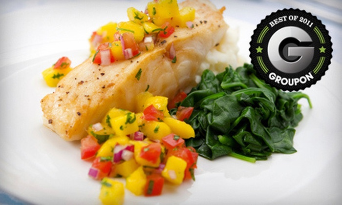Laguna Cafe - South Hill: $15 for $30 Worth of Upscale Café Fare for Dinner at Laguna Cafe