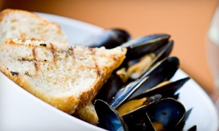 Chinched Bistro - Downtown: $20 for $40 Worth of Contemporary Bistro Fare and Drinks at Chinched Bistro