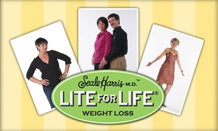 Lite for Life - Los Gatos: $49 for One Month of Unlimited Nutritional Counseling from Lite for Life ($246 Value)