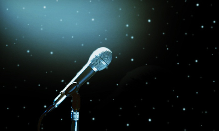 The Comedy Zone DC - Windows Over Washington at the DoubleTree: $39 for a Comedy Outing for Four with Parking at The Comedy Zone DC in Arlington ($103 Value)