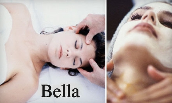 Bella Skin, Body & Boutique - Ward 3: $50 for a Facial and Chemical Peel at Bella Skin, Body & Boutique ($125 Value)