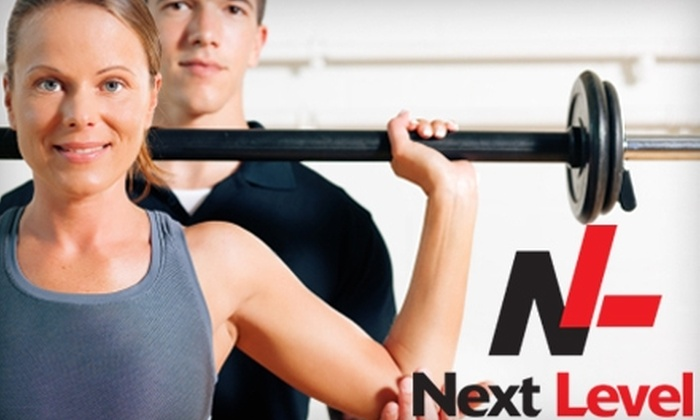 Next Level - North Lawrence: $49 for Three One-Hour Personal-Training Sessions at Next Level in Lawrence