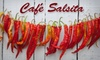 Café Salsita - Uptown Broadway: $6 for $12 Worth of Mexican Breakfast and Lunch at Café Salsita