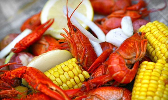 Jazz, a Louisiana Kitchen - Downtown: Cajun Dinner with Drinks for Two or Four at Jazz, a Louisiana Kitchen (Up to 60% Off)