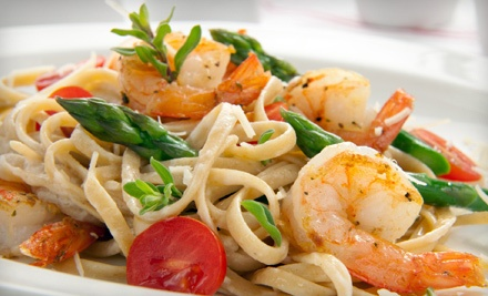 $30 Groupon for Homemade Italian and American Fare and Drinks at Giuseppe's Bar & Grille - Giuseppe's Bar & Grille in Las Vegas