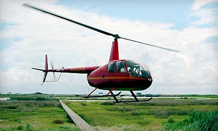 Minnesota Helicopters - Blaine: $199 for 30-Minute Helicopter Flight Experience for Two from Minnesota Helicopters ($399 Value)