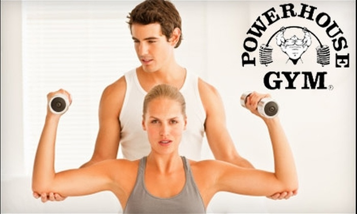 Powerhouse Gym Hawaii - Multiple Locations: $50 for Three Months of Unlimited Membership at Powerhouse Gym Hawaii