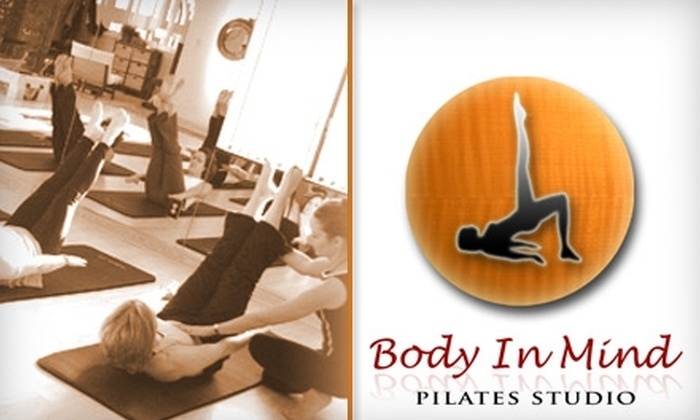 Body in Mind - Paradise: $45 for Five Group Fitness Classes at Body in Mind