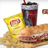 $6 for Subs or $20 for Catering at Firehouse Subs