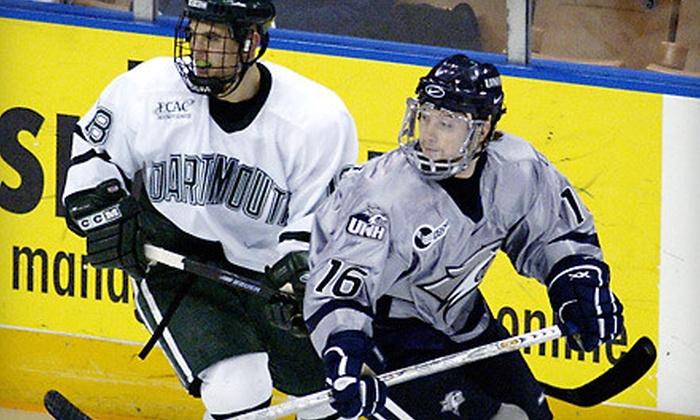 UNH Men's Hockey - Verizon Wireless Arena: One Ticket to University of New Hampshire Hockey at Verizon Wireless Arena in Manchester, New Hampshire ($31.95 Value)