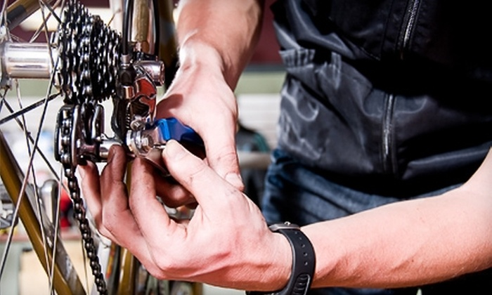 Barney's Bicylce - Worcester: $20 for a Bicycle Tune-Up and More at Barney's Bicycle ($49.99 Value)
