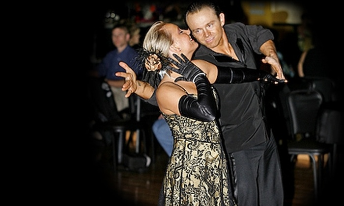 Kentucky DanceSport - Nicholasville: $20 for One Introductory Private Lesson, One Group Lesson, and One Dance Party at Kentucky DanceSport in Nicholasville (Up to $97 Value)