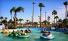 The Zone Action Park - McAllen: Unlimited Access to Bumper Boats, Mini Golf, and Go-Karts for Two or Three Hours at The Zone Action Park