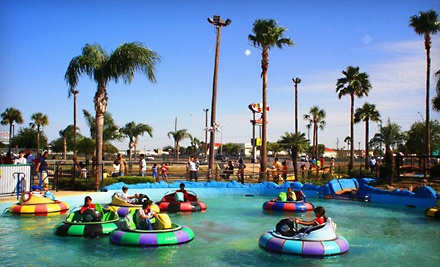 2 Hours of Unlimited Access to Bumper Boats, Miniature Golf, and G-Karts (a $16 value) - The Zone Action Park in McAllen