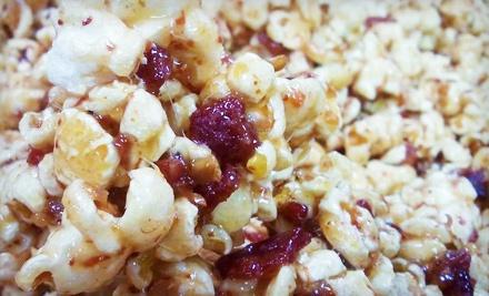 $10 Groupon - The Popcorn Fanatic in Winston Salem