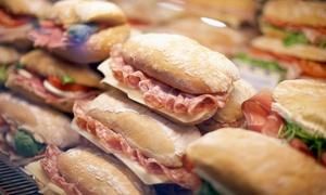 Santa Cruz Deli & Creamery: One Free Side Dish with Purchase of A Sandwich at Santa Cruz Deli & Creamery