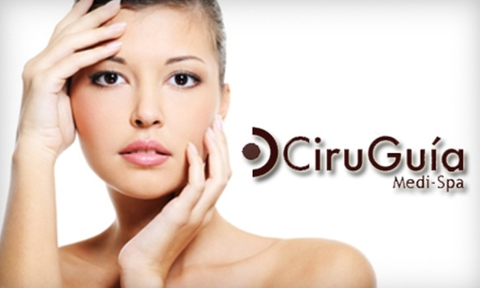 CiruGuía Medi-Spa - Dallas: $50 for Two Microdermabrasion Treatments at CiruGuía Medi-Spa