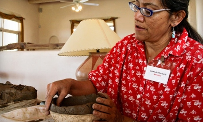 Museum of New Mexico Foundation - Multiple Locations: $37 for One-Year Family/Dual Membership to Museum of New Mexico Foundation ($75 Value)
