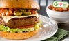 Mary's Burger Bistro - Tacoma: $7 for $15 Worth of Burgers, Drinks, and More at Mary's Burger Bistro in Tacoma