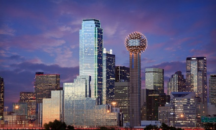 2-Night Stay for Two Adults and Up to One Kid in a Standard King Room, Valid Fri. and Sat. - DoubleTree by Hilton Dallas-Campbell Centre in Dallas