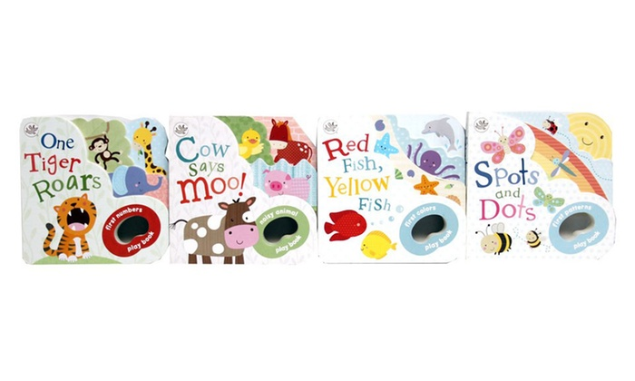 Little Learners Book Bundle (4-Pack)