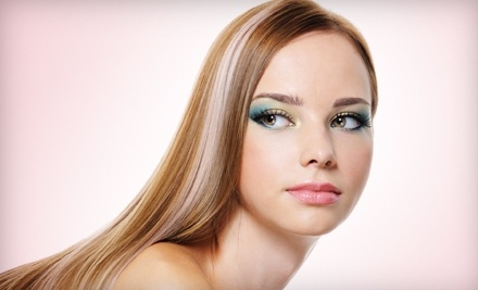 $30 Groupon to Fontis Salon for Hair Services with Charlina Ramos (a $30 value) - Fontis Salon in Turlock