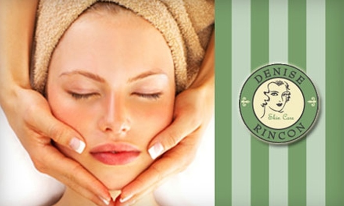 Denise Rincon Skin Care - Ventura County: $20 for a Petite Facial at Denise Rincon Skin Care ($45 Value)