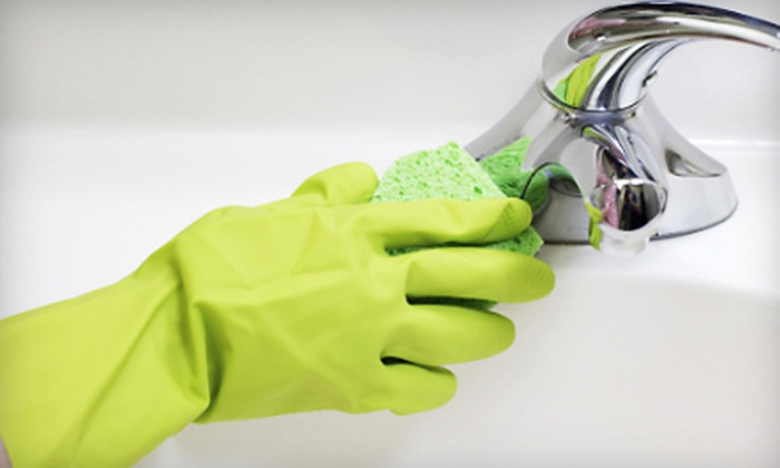 Elite Cleaning Services DC - Dupont Circle: One-, Two-, Three-, or Four-Bedroom-House Cleaning from Elite Cleaning Services (Up to 58% Off)