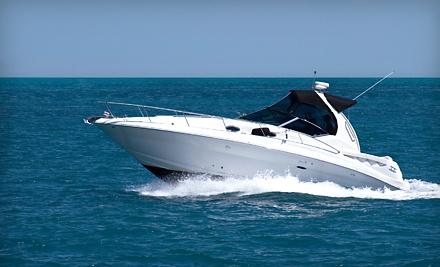 Half-Day Fishing-Skiff Rental (up to a $120 value) - Cedar Key Marina II in Cedar Key