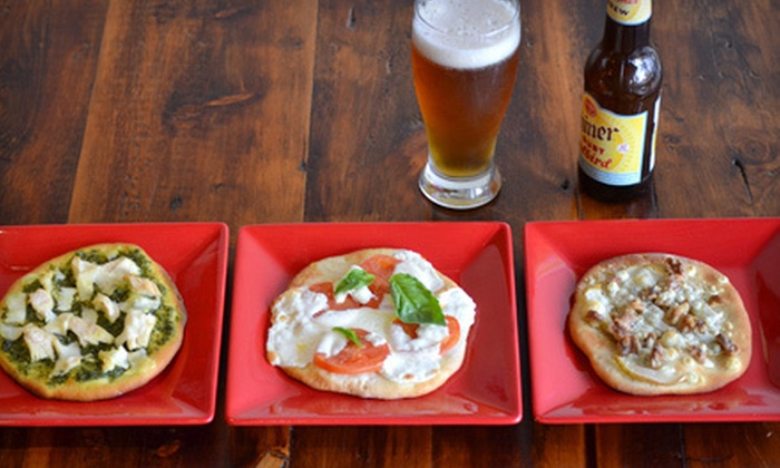 Wicked Awesome Snackbar - Shadowood Square: $29 for Local-Fare and Craft-Beer Pairing Event for Two at Wicked Awesome Snackbar in Boca Raton ($59.85 Value). 18 Times Available.