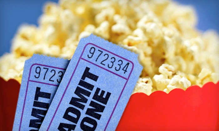 Metropolitan Theatres - Multiple Locations: $15 for a Movie Outing for Two with One Large Popcorn and One Large Drink at Metropolitan Theatres (Up to $30.25 Value)
