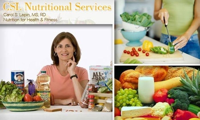 CSL Nutritional Services - Spring Branch West: $40 for Good Nutrition for Life Presentation From CSL Nutrional Services ($100 Value). Buy Here for Thursday, January 21, at 7 p.m. See Below for Additional Dates and Times.