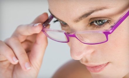$120 Groupon Worth of Prescription Lenses - SIHT Optical in Waterloo