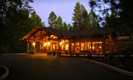 Mountain Resort in Oregon's Cascade Range