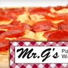 Half Off at Mr. G's Pizzeria & Wings