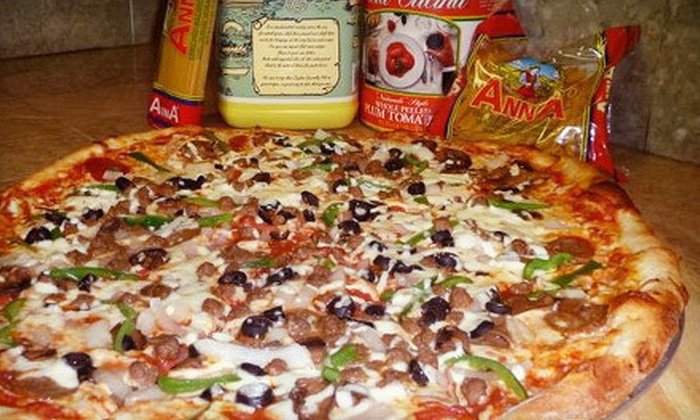 Cozzolino's - Cary: $10 for $20 Worth of New York–Style Pizza, Wraps, and Pasta at Cozzolino's in Cary